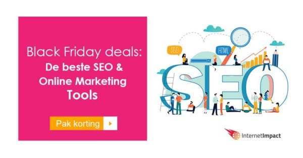 Beste Black Friday Deals Seo